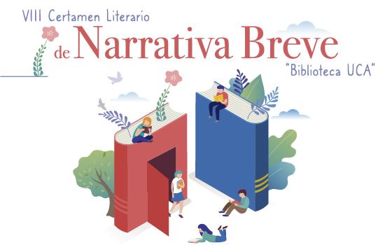 """IMG Convocado el VIII Certamen Literario de Narrativa Breve """"Biblioteca UCA"""""""
