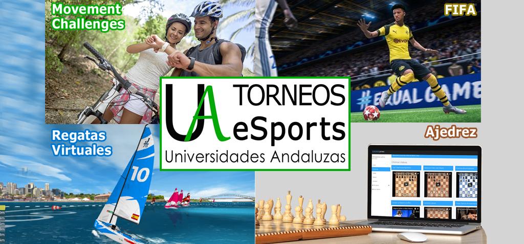 La Universidad de Cádiz participa en los I Torneos esport del Grupo Andaluz de Universidades
