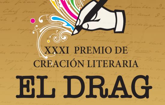 IMG Abierta la convocatoria para el XXXI Premio de Creación Literaria El Drag El  Servicio de Extensión Universitaria del...