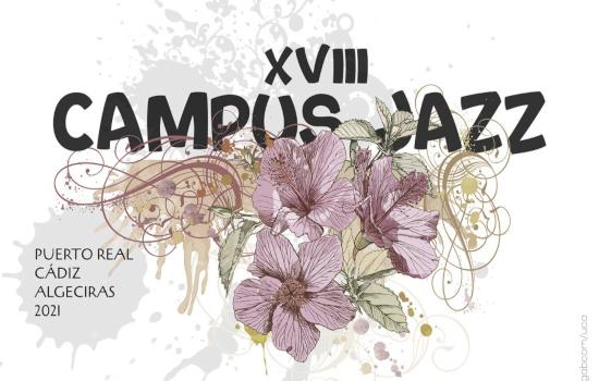 IMG El vicerrector de Cultura, José María Pérez Monguió, presentó el cartel del XVIII Campus Jazz Puerto Real, Cádiz y Al...